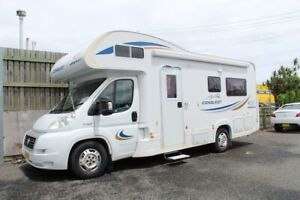 2009 Fiat Jayco Conquest Motorhome Seperate Shower and Toilet Tweed Heads South Tweed Heads Area Preview