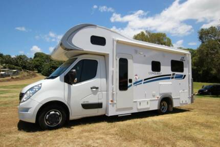 2015 Jayco Conquest Electric Bed 23ft Motorhome Only 7,100