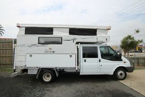 Northstar Toilet and Shower and 2008 Ford Transit 6 Seater Tweed Heads South Tweed Heads Area Preview