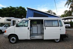 2002 Volkswagon Trakka AWD Syncro Turbo Diesel Campervan Tweed Heads South Tweed Heads Area Preview