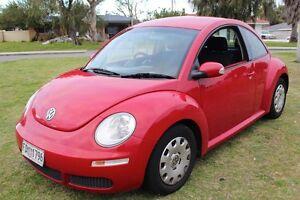 2007 Volkswagen Beetle Hatchback Beaconsfield Fremantle Area Preview