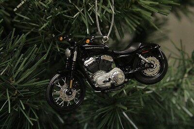 Harley Davidson 2007 XL 1200N Nightster Christmas Ornament