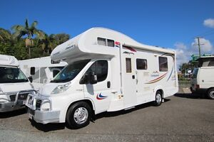 2008 Jayco Conquest Island Bed Automatic Tweed Heads South Tweed Heads Area Preview