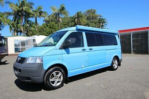 2008 Volkswagon 4Motion AWD Frontline Campervan Tweed Heads South Tweed Heads Area Preview