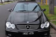 CLK55 AMG MERCEDES BENZ 2004 Preston Darebin Area Preview