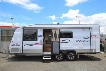 2014 Traveller Utopia Offroad Loaded with Extras SAVE THOUSANDS