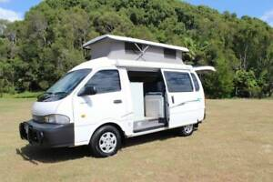 2003 Kia Pregio Lifestyle Pop Top Campervan 2.8 Diesel Tweed Heads South Tweed Heads Area Preview