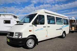 2006 Volkswagon LT35 Motorhome Turbo Diesel Tweed Heads South Tweed Heads Area Preview