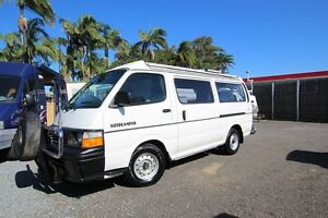 1998 Toyota Hiace Twin Bed Campervan Automatic Tweed Heads South Tweed Heads Area Preview