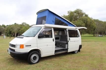 Volkswagen Trakka Syncro (AWD) Turbo Diesel Campervan Tweed Heads South Tweed Heads Area Preview