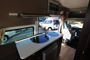 2010 Ford Motorhome Shower and Toilet Turbo Diesel Tweed Heads South Tweed Heads Area Preview