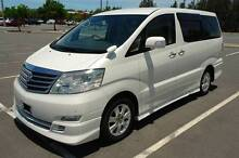 2005 ANH10W TOYOTA ALPHARD 'G-EDITION' 8 SEATER WAGON. 2.4 LITRE Biggera Waters Gold Coast City Preview