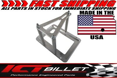 Universal Billet Battery Tray Hold Down / Relocation (Battery Tray Hold Down)