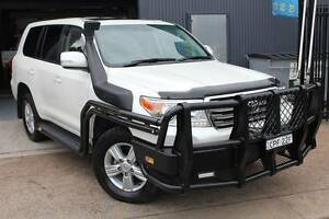 2014 TOYOTA LANDCRUSIER VX 200 SERIES TURBO DIESEL (4X4) Holroyd Parramatta Area Preview