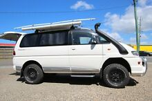 2004 Mitsubishi Delicia 4WD Campervan with Extras Tweed Heads South Tweed Heads Area Preview