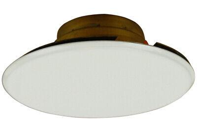 Viking White Large Diameter Cover Plate For Horizon Mirage B-2 Fire Sprinklers