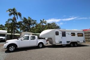 2010 Venture 5th Wheeler and 2010 Nissan Navara 4WD Package Tweed Heads South Tweed Heads Area Preview