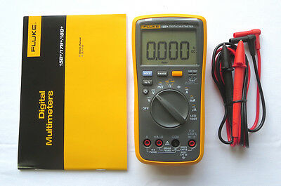 New Fluke 18b F18b Fluke 15b Led Test Digital Multimeter