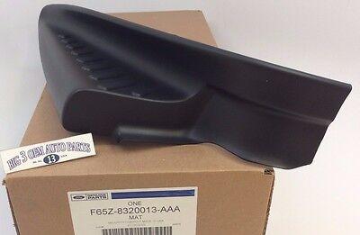1997-2004 Ford F-150 Lightning Flareside Black Driver Rear Bed Step PAD new OEM
