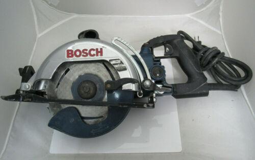 Bosch 1677c 100 Limited Edition Chrome Worm Drive 7 1/4 Circular Saw