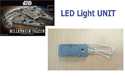 Bandai Star Wars LED Light Unit for Millennium Falcon New Japan