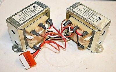2 Pack 115vac - 28vac 100va 3.4a Transformers Wconnector Ew28vtrans