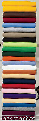 Jerzees New Mens Size S Xl Pullover Nu Blend Hvy Crewneck Sweatshirt Jumper 562