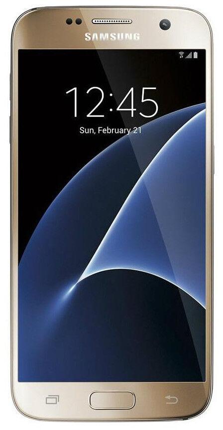 Samsung Galaxy S7 SM-G930F - 32GB - Gold (Unlocked) Smartphone