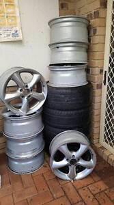 Mercedes CLK350/500 Series Coupe Wheels Sunnybank Hills Brisbane South West Preview