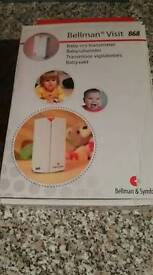 Bellman baby cry transmitter