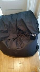 Extra Large 'Bigboy beanbag'. Excellent condition.