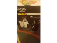 Russell Hobbs 20365 Aura Whole Fruit Juicer NEW