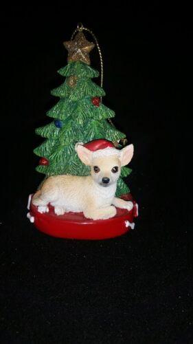 Chihuahua tree Ornament