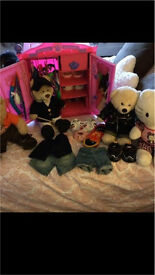 Build a bear wardrobe