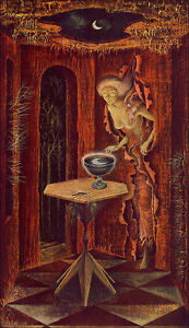 Born Again  by Remedios Varo   Giclee Canvas Print Repro