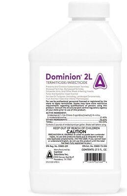 Dominion 2L 27.5oz- Imidacloprid Insecticide Compare to Premise 2F