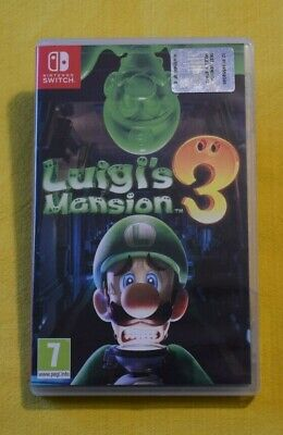 "Videogioco "" LUIGI MANSION 3 "" per Nintendo Switch"