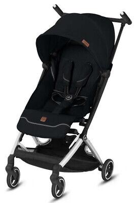 GB Pockit+ All-City Lightweight Ultra Compact Fold Baby Stroller Velvet Black