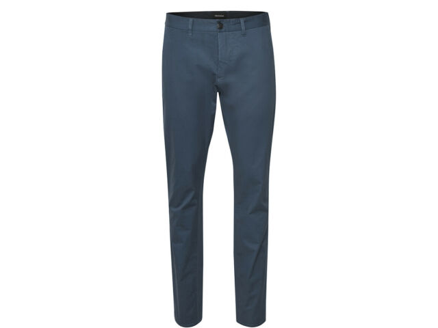 Matinique® Pristu Chino Trousers/Dove Blue - 36/34 TICKET PRICE £74.95