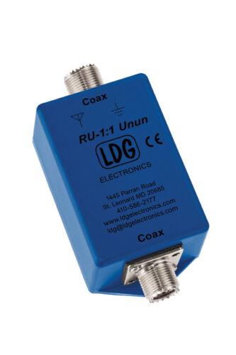 LDG Electronics RU-1:1 - UNUN, 1:1 Ratio, 200W PEP Coax Choke