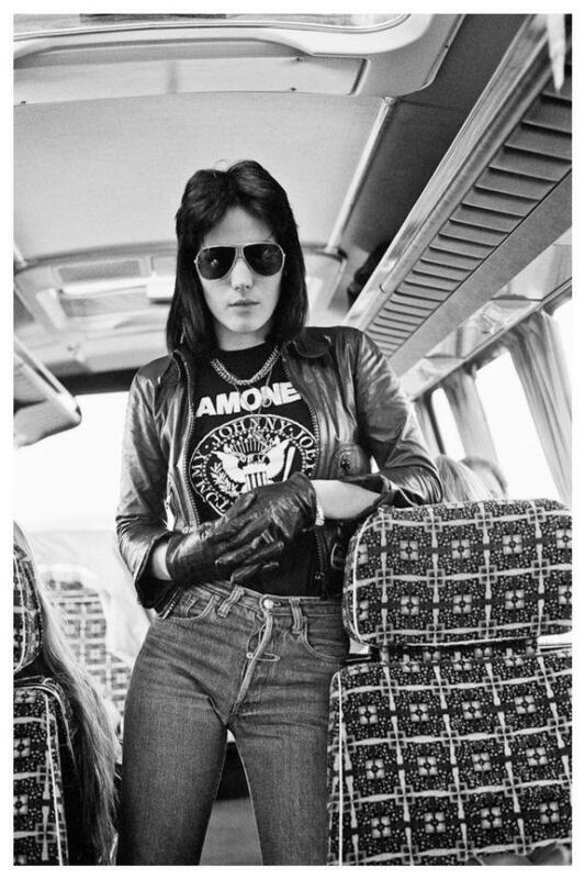 Joan Jett - LARGE POSTER - Punk Rock the Runaways - AMAZING IMAGE