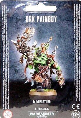 Games Workshop - Warhammer 40k - Orks - Ork Painboy