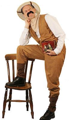 Steampunk-Chitt-Victorian-Edwardian The Explorer- Potts Kostüm (Edwardian Kostüme)