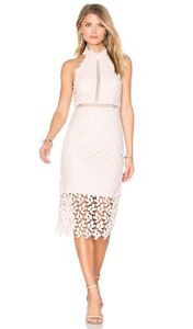 Bardot lace pink evening formal dress gown bodycon