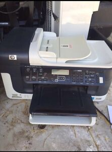 HP J6480: Printer + Scanner + Photocopier + Fax