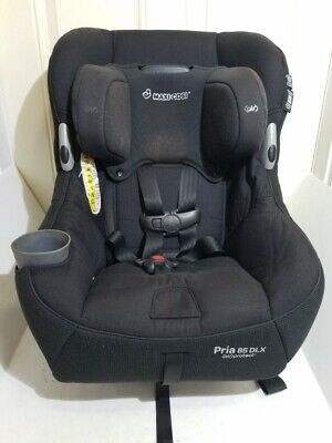 Maxi-Cosi Pria 85 DLX Convertible Car Seat, Black