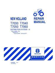 New Holland T7060 Farm Tractor | New Holland Farm Tractors
