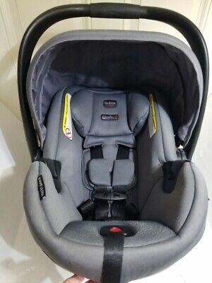 Britax B-Safe 35 Ultra Infant Car Seat 4-35 lbs Rear Facing - NO BASE, Exp 2025
