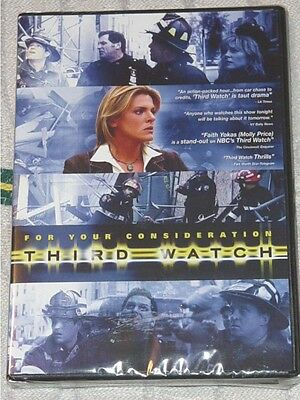 THIRD WATCH - Official Emmy DVD - 3 full episodes from season 4 - Mint, Sealed.