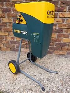 Ozito 2400w Silent Shredder, Mulcher, Chipper Windaroo Logan Area Preview